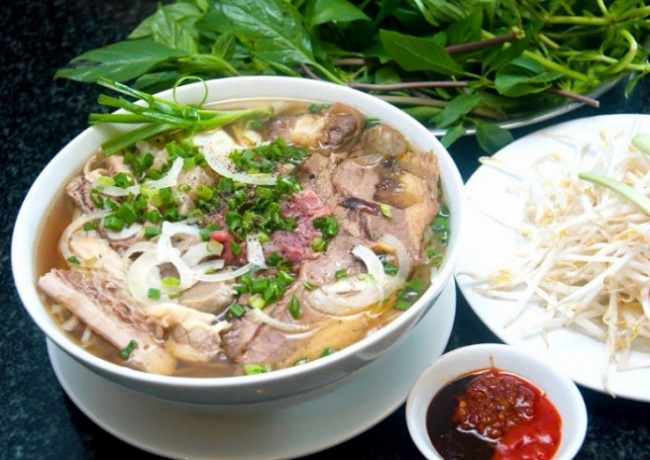 Phở Hồ Hảo Hớn là Top 20 Quán ăn ngon ở quận 1, TPHCM bạn nên đến nhất