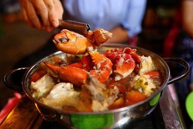 Lẩu cua Khôi là Top 20 Quán ăn ngon ở quận 1, TPHCM bạn nên đến nhất