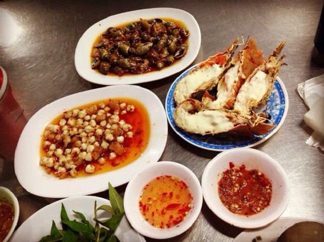 Ốc Đào là Top 20 Quán ăn ngon ở quận 1, TPHCM bạn nên đến nhất