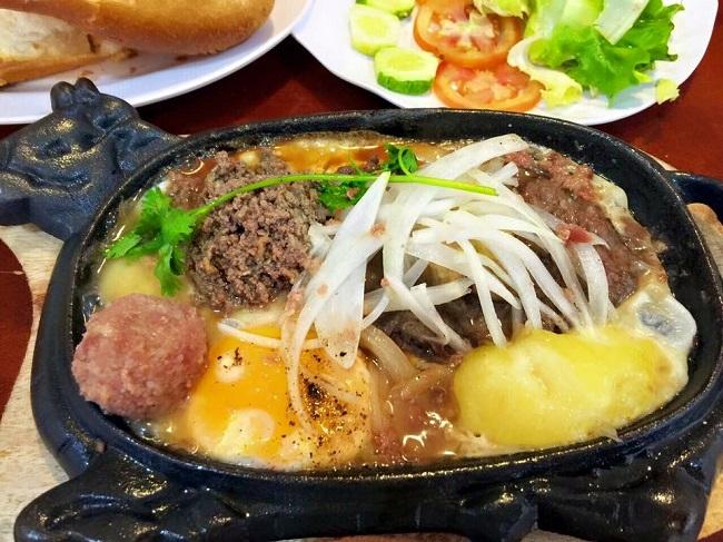 Bò né Hi-Ushi là Top 20 Quán ăn ngon ở quận 1, TPHCM bạn nên đến nhất