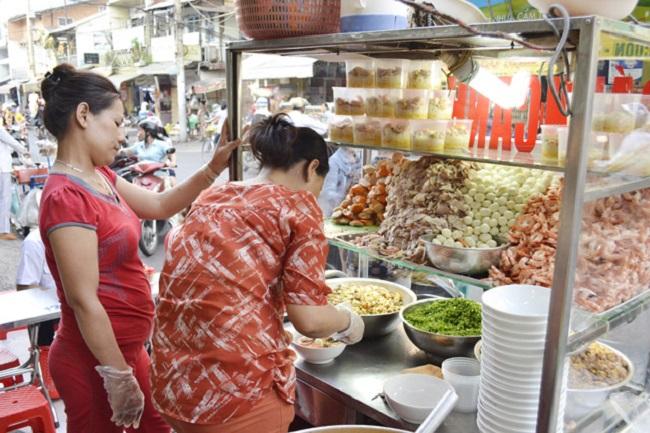 Bánh canh cua Trần Khắc Chân là Top 20 Quán ăn ngon ở quận 1, TPHCM bạn nên đến nhất