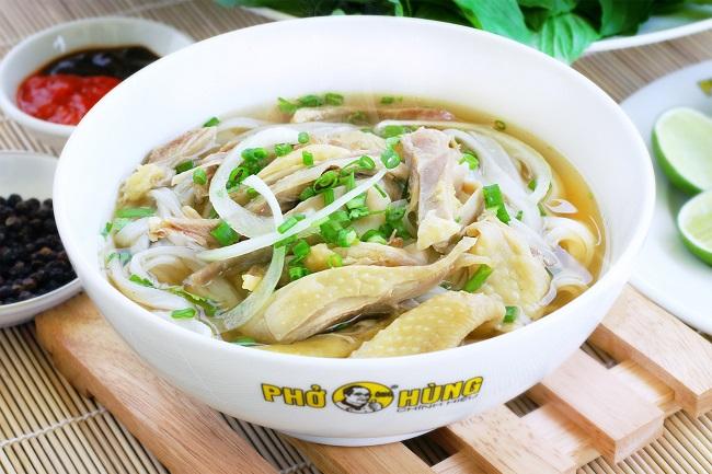 Phở Ông Hùng là Top 20 Quán ăn ngon ở quận 1, TPHCM bạn nên đến nhất