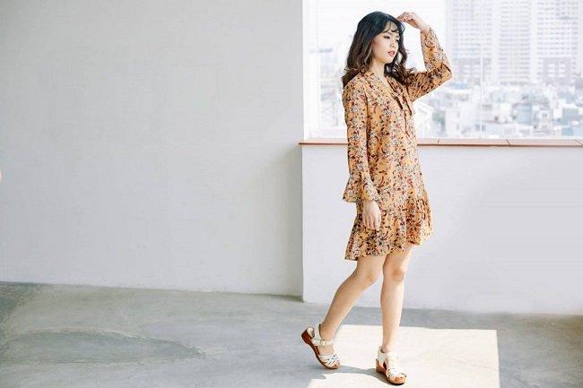 Rubies Rubies là Top 10 Shop thời trang đẹp nhất đường Cách Mạng Tháng Tám, TPHCM