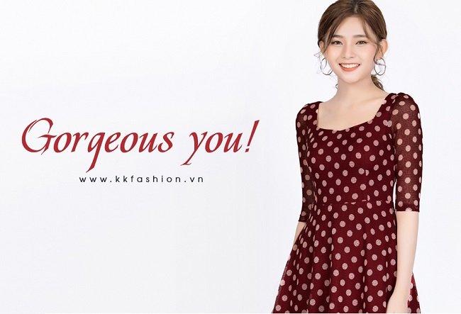 K&K Fashion là Top 10 Shop thời trang đẹp nhất đường Cách Mạng Tháng Tám, TPHCM