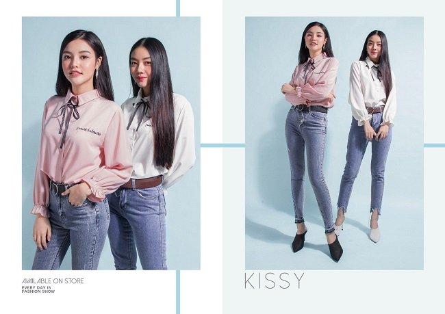 Kissy Shop là Top 10 Shop thời trang đẹp nhất đường Cách Mạng Tháng Tám, TPHCM