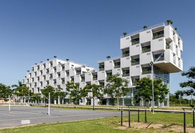 """Đại học FPT là Top 10 Trường đại học có khuôn viên """"xanh"""" đẹp nhất Việt Nam"""