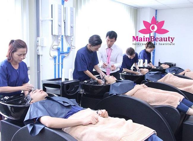 MainBeauty là Top 11 Trung tâm dạy nghề cắt tóc chuyên nghiệp nhất tại TPHCM