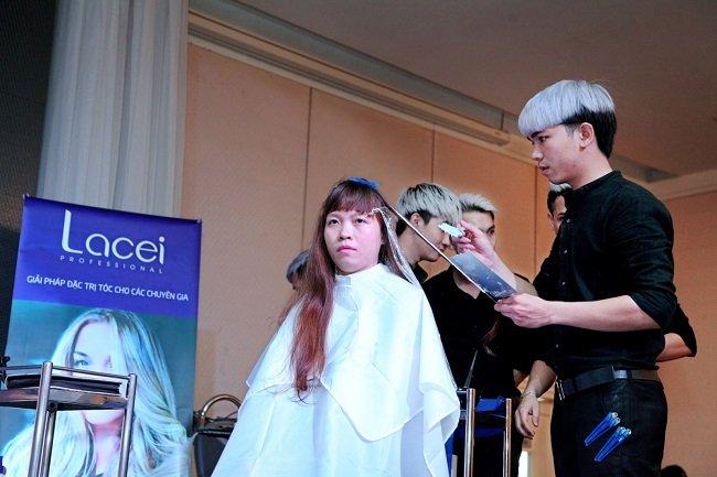 thanh Kinh là Top 11 Trung tâm dạy nghề cắt tóc chuyên nghiệp nhất tại TPHCM