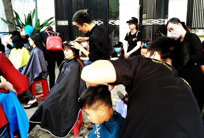 Lali là Top 11 Trung tâm dạy nghề cắt tóc chuyên nghiệp nhất tại TPHCM