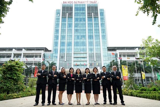 Đại học Sư phạm Kỹ Thuật là Top 15 Trường đại học, cao đẳng có học phí thấp nhất TP.HCM