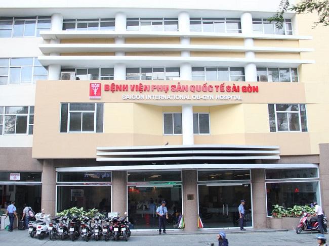 Bệnh viện phụ sản quốc tế Sài Gòn là Top 5 bệnh viện quốc tế chất lượng nhất tại Tp HCM