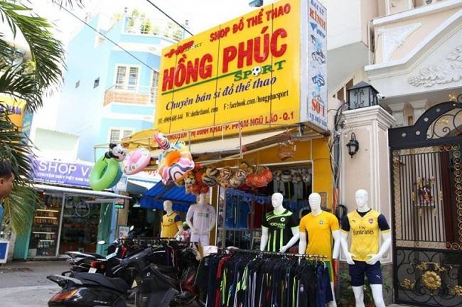Hồng Phúc Sport là Top 5 Shop đồ thể thao Nam chất lượng giá rẻ nhất ở TPHCM