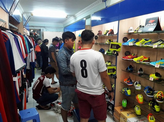 Yousport Shop là Top 5 Shop đồ thể thao Nam chất lượng giá rẻ nhất ở TPHCM