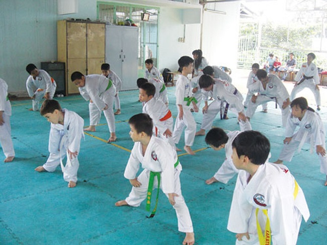 Nhà văn hóa Tân Bình là Top 5 Trung tâm dạy võ cho trẻ em ở TPHCM