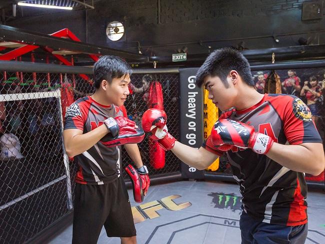MMA Gym Fitness là Top 5 Trung tâm dạy võ cho trẻ em ở TPHCM