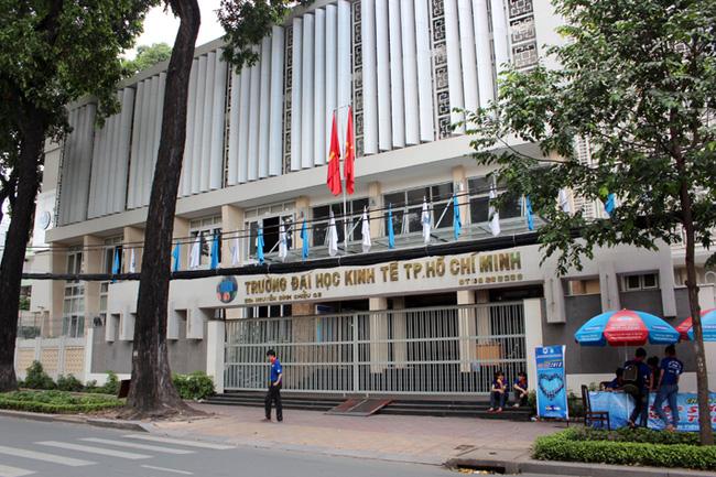 Đại học kinh tế TP HCM là Top 6 Trường đại học đào tạo ngành kinh tế tốt nhất thành phố Hồ Chí Minh